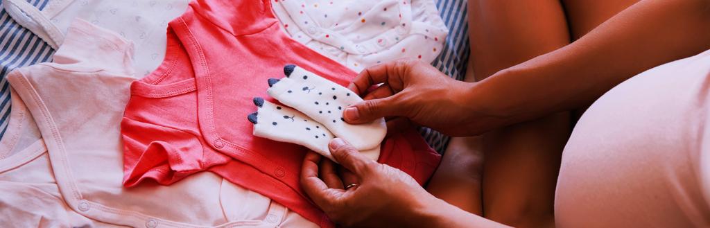 Lista de enxoval: o que colocar na mala da maternidade?