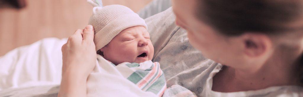 Hora do parto: facilidades e comodidades que a mãe e família têm na Domingos Lourenço