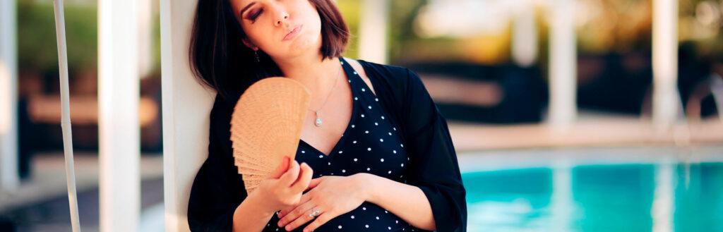 10 dicas fresquinhas para amenizar o calor na gravidez
