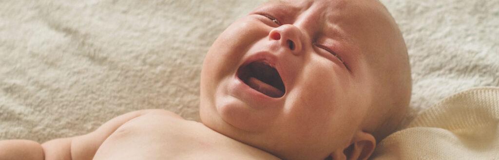 Aprenda a identificar os tipos de choro do seu bebê