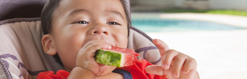 Como começar a introdução alimentar do bebê?