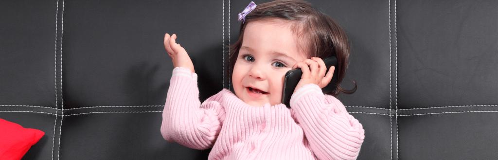 As primeiras palavrinhas: quando o bebê começa a falar?