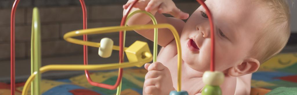 Etapas de desenvolvimento do bebê